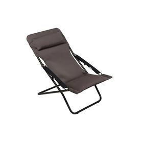 Lafuma TRANSABED XL PLUS - Chaise pliante - marron